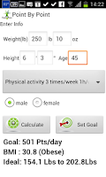 Screenshot of Point by Point - Diet Lite