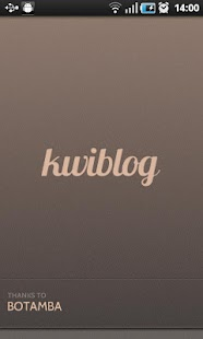 KWIBlog- screenshot thumbnail