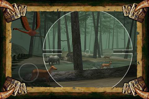 4x4 Safari Pro - screenshot