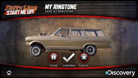 Fast N' Loud: Start Me Up! - screenshot thumbnail