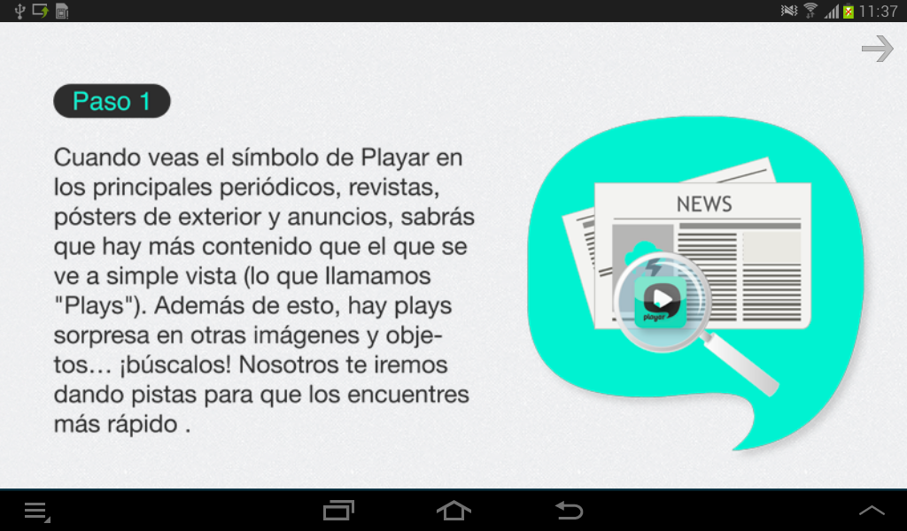 Playar - screenshot