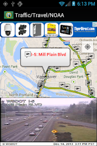 Washington Traffic Cameras screenshot 2