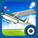 Flight Simulator Cezna Free mobile app icon