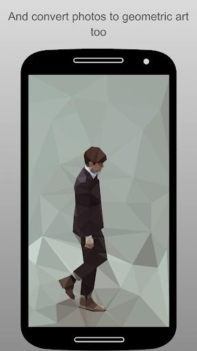 PolyGen - Create Polygon Art  screenshots 2