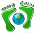 Step counter(pedometer) widget logo