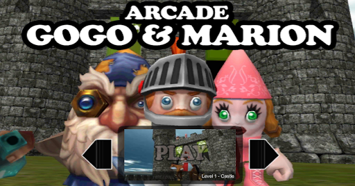 Gogo Marion: game for kids
