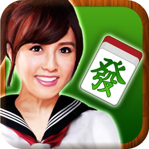 美女麻雀 (Free) 紙牌 App LOGO-硬是要APP