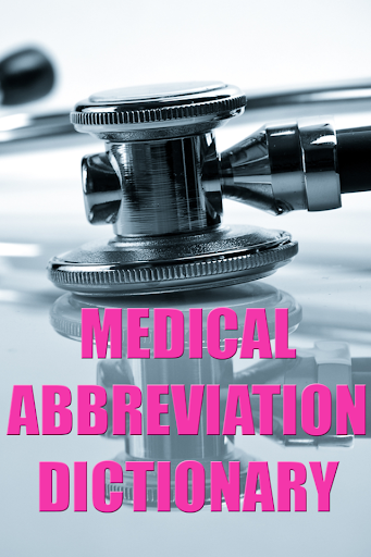 Medical Abbreviation Handbook