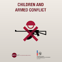 Children and Armed Conflict icon
