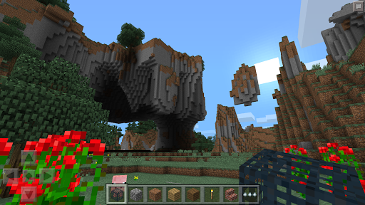 Minecraft Varies with device screenshots 22