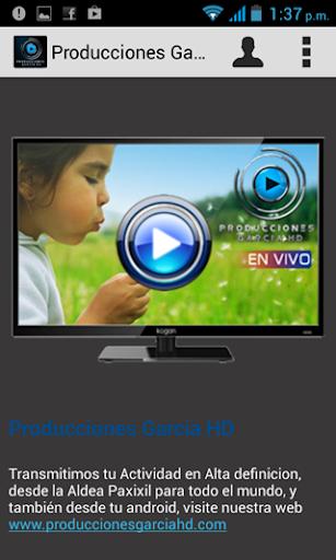 Producciones García HD