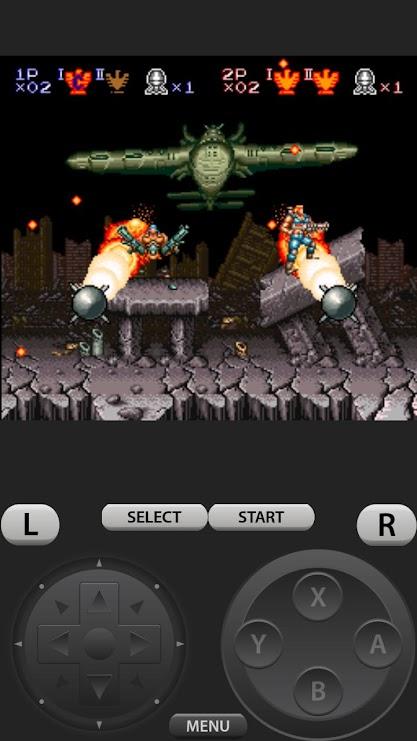 SuperGNES (SNES Emulator)