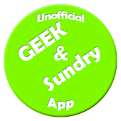 Unofficial Geek and Sundry App