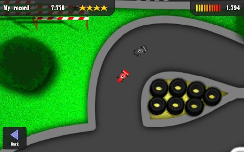 Finger Racing- screenshot thumbnail