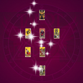 Six Star Spread of Tarot