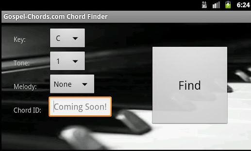 Gospel-Chords.com Chord Finder - Apps on Google Play