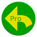 Find My Way Back Pro icon