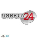 Umbria24 logo