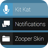 KitKat Notifications - Zooper