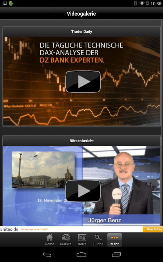 Eniteo.de - screenshot