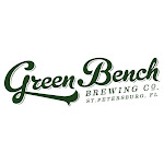 Green Bench Postcard Pils