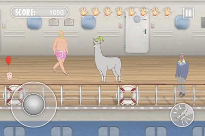 Llamas with Hats Screenshot 1