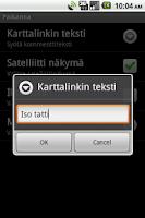 Screenshot of Paikanna