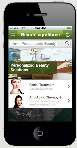 【免費商業App】beaute.eq-APP點子