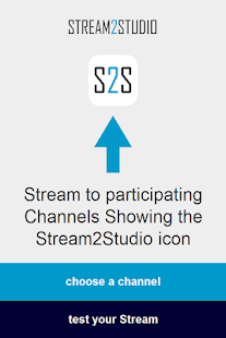 Stream2Studio- screenshot thumbnail