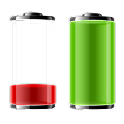 Dual Battery Widget logo