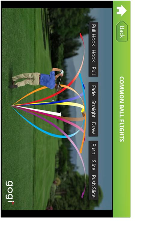 Free Golf Scorecard & Handicap- screenshot