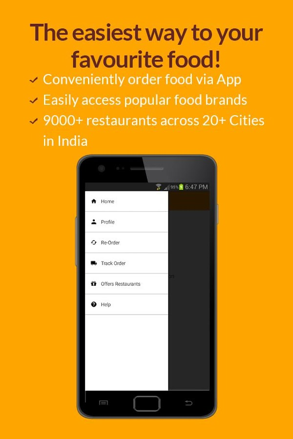 TastyKhana - Order food online - screenshot