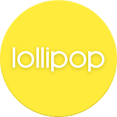 Lollipop Boot Animation