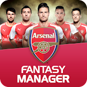 Arsenal Fantasy Manager '15