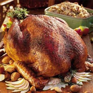 Sugar-and-Spice Cured Turkey