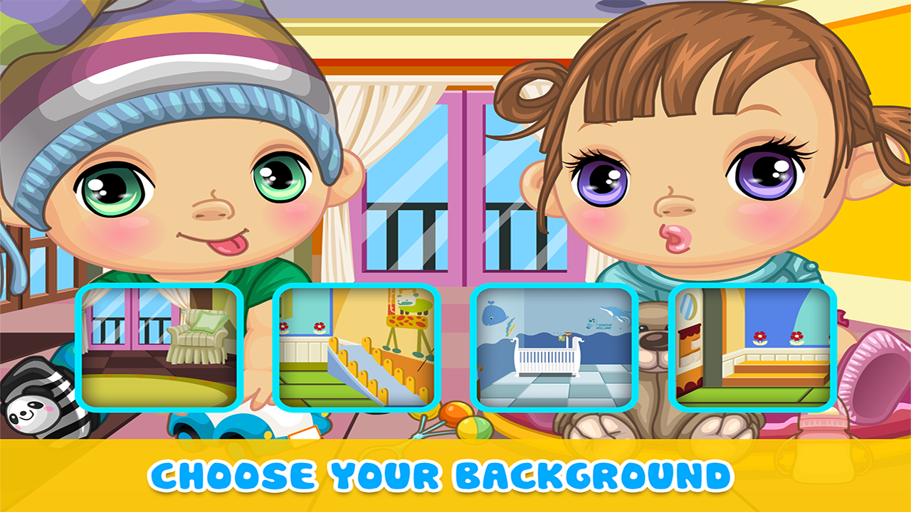 Baby Dreams Permainan Bayi Apl Android Di Google Play