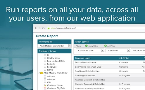 GoFormz Mobile Forms & Reports - screenshot thumbnail
