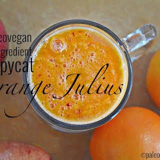 3-Ingredient Orange Julius.