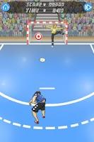 Screenshot of Handball Games
