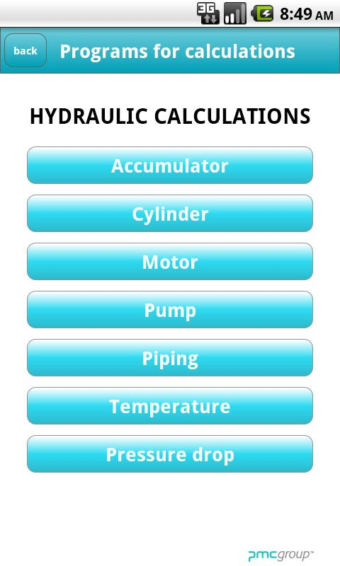 Hydraulic Calculations Android Apps On Google Play