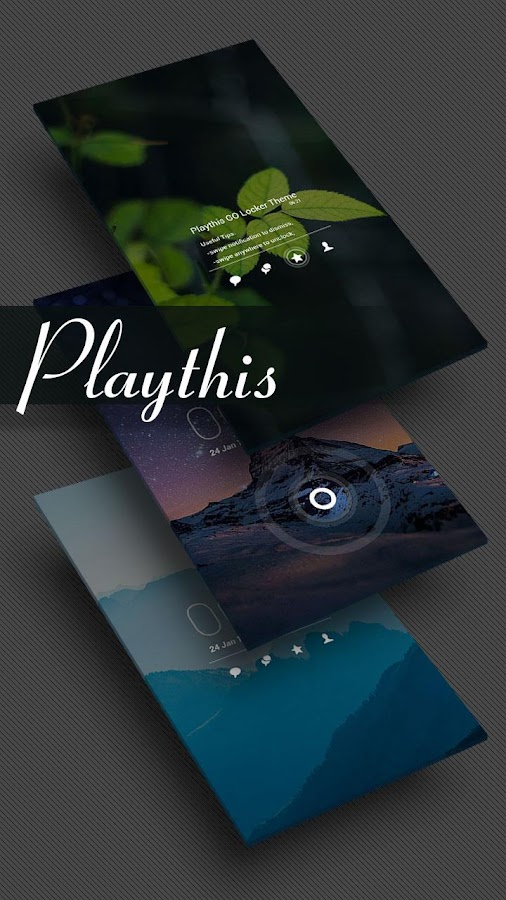 PLAY THIS GO LOCKER THEME - screenshot