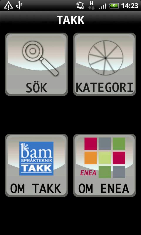 TAKK- screenshot