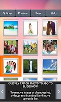 Screenshot of Slideshow 365