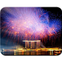 Magnificent Fireworks HD icon