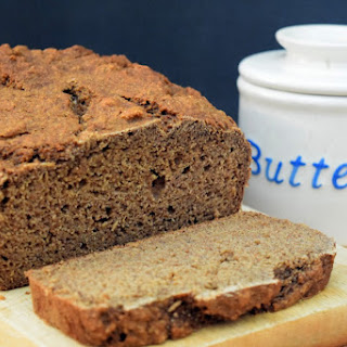 Whole Wheat Sugar Free Banana Bread