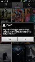 Screenshot of Yxplayer