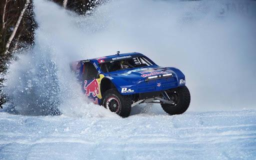 3D雪地急速飞车