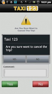 Taxi123 - screenshot thumbnail