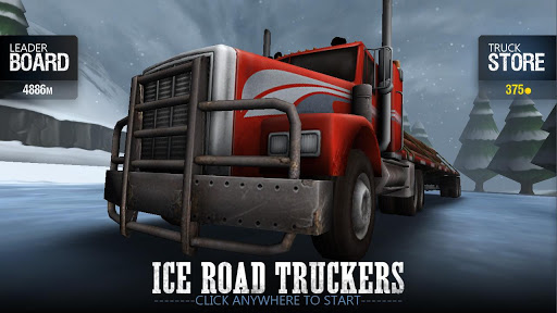 Ice Road Truckers screenshot