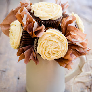 Father's Day Cupcake Bouquet